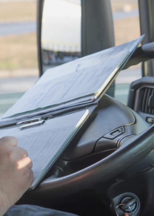 Motor Carrier Regulations 0/The Transportation Division Of